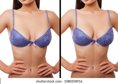 Large sexy nude boobs