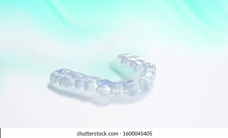 Plastic toothed rail 3D printing