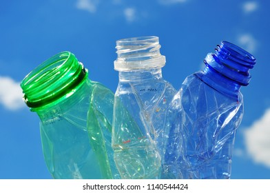 Plastic waste pollution environment