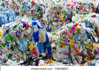 Plastic waste recycled