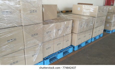 Pallet Wrap Images, Stock Photos & Vectors   Shutterstock