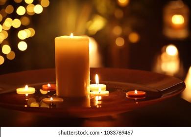 Romantic Candles Images Stock Photos Vectors Shutterstock