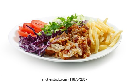 Turkish Kebab Plate Images Stock Photos Vectors Shutterstock