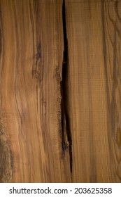 Plate of Yakusugi. It is a plate that lumber is produced from Yakushima World Heritage, from giant cedar.