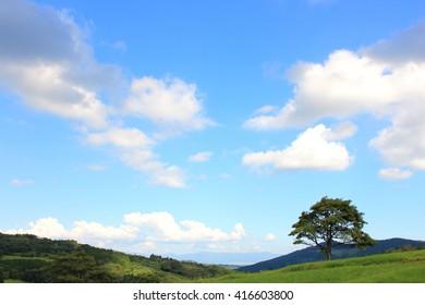 Plateau, Clear Sky