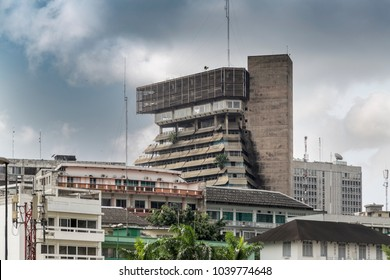 Plateau is known for its skyscrapers, which are unusual in West Africa. It is the business centre of Abidjan.