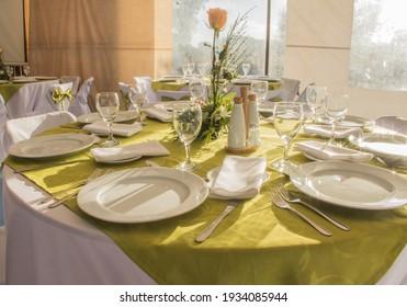 Platos mariscos porciones de alimentos decoración camareros