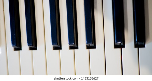 play piano, keyboard background
