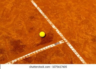 play tennis ground