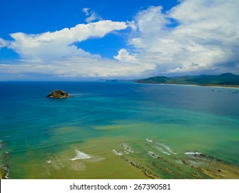 Playa de los Frailes in Ecuador