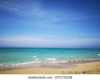 Playa del Arenal Beach in Mallorca
