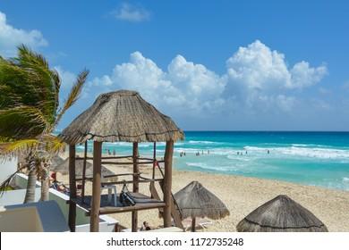 Playa Delfines, Cancun, Mexico