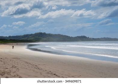 Playa Grande, Nicoya Peninsula, Costa Rica.