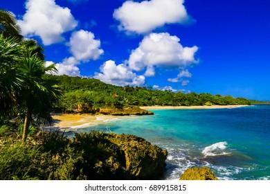 Playa Maguana (Beach of Cuba)