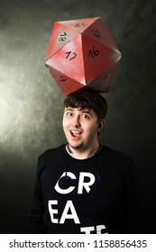 player with d20