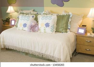 Playful Child's Bedroom