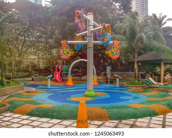 Playground in Edsa Shangrila