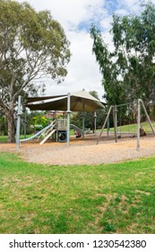 Playground at Jenkins Park in Templestowe in the outer north-eastern suburbs of Melbourne.