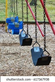 Playground Swingset