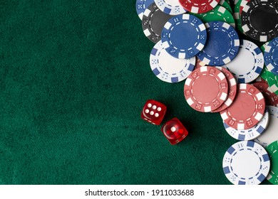 Casino Table Above Images Stock Photos Vectors Shutterstock