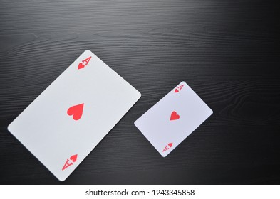 Playing cards, leisure, background