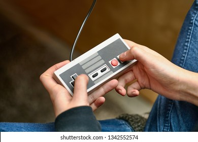 Playing the classic video games
