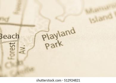 Playland Park. New York. USA