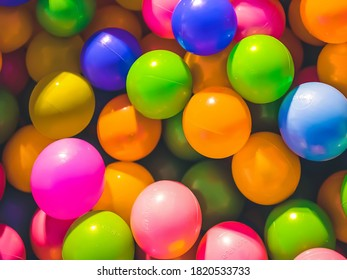 Plenty of Color ful balls