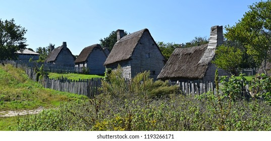 Plimoth Plantation Plymouth Massachusetts English Colonists Become Pilgrims