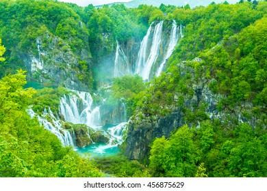 The Plitvice Lakes National Park - Plitvice, Croatia, Europe