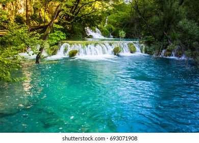 Plitvice Lakes National Park - Plitvice Jezara, Croatia
