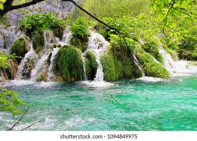 Plitvice lakes national park (Plitvicka Jezera), Lika-Senj, Croatia – UNESCO World Heritage Site