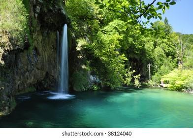 Plitvicka Jezera Croatia