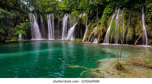 Plitvickie Lakes, Croatia