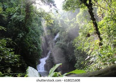 Pliw waterfall Chantaburi province