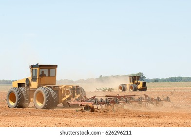 Ploughing South Africa