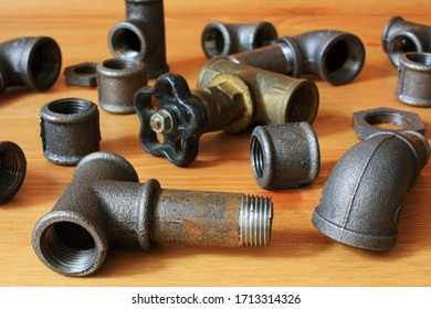 Plumbing fittings for water supply