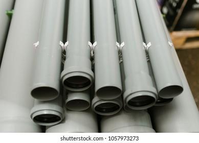 plumbing plastic pipes