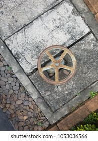 Plumbing Valve Wheel