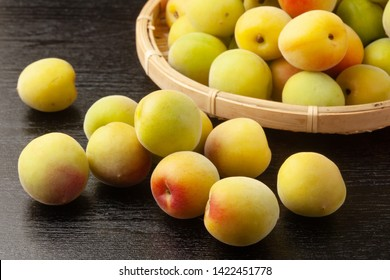 Plums from Wakayama Prefecture, Japan