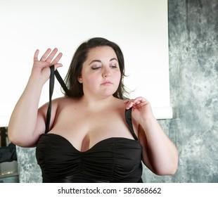 Bbw brunette wife