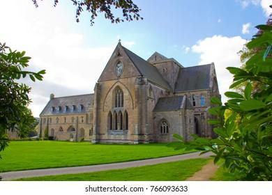 Pluscarden Abbey, Elgin, Scotland