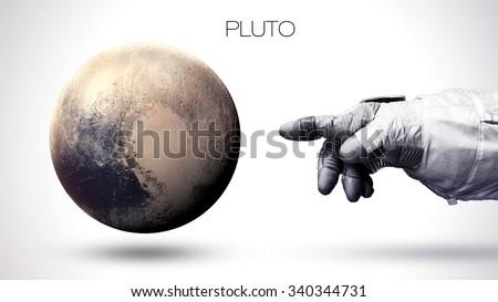 Pluto High resolution best