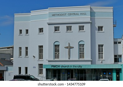Methodist Central Hall Images, Stock Photos & Vectors