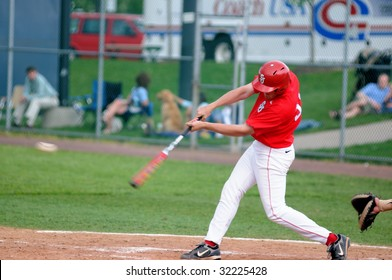 PLYMOUTH MEETING, PA - MAY 15: St. John's player Tim Morris bats in a game May 15, 2008 in Plymouth Meeting. Tim was selected by the Mariners in the 2009 baseball draft.