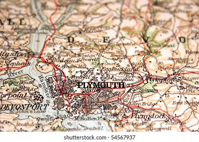 Plymouth, UK, the way we looked at it in 1949