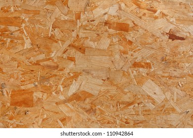 Plywood background of oriented strand board or OSB, great for builders and boarding up windows etc