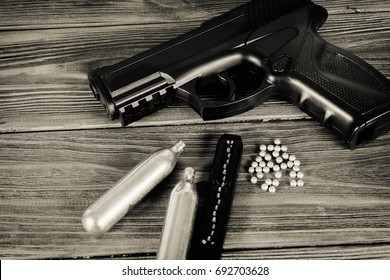 Air Gun Pellets Images, Stock Photos & Vectors   Shutterstock