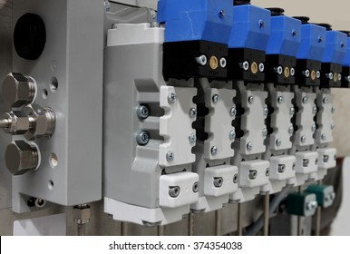 Pneumatic Valve Images, Stock Photos & Vectors | Shutterstock