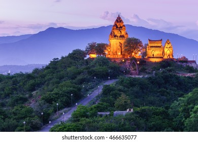 Po Klong Garai is a Cham temple tower located in the medieval Cham principality of Panduranga, near the city of Phan Rang in what is now southern Vietnam.